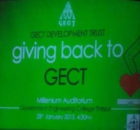 Giving Back To GECT - GECT Development Trust