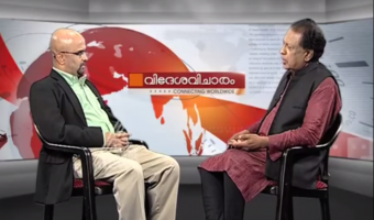 Vinson Palathingal with TP Sreenivasan-feb-15-2015