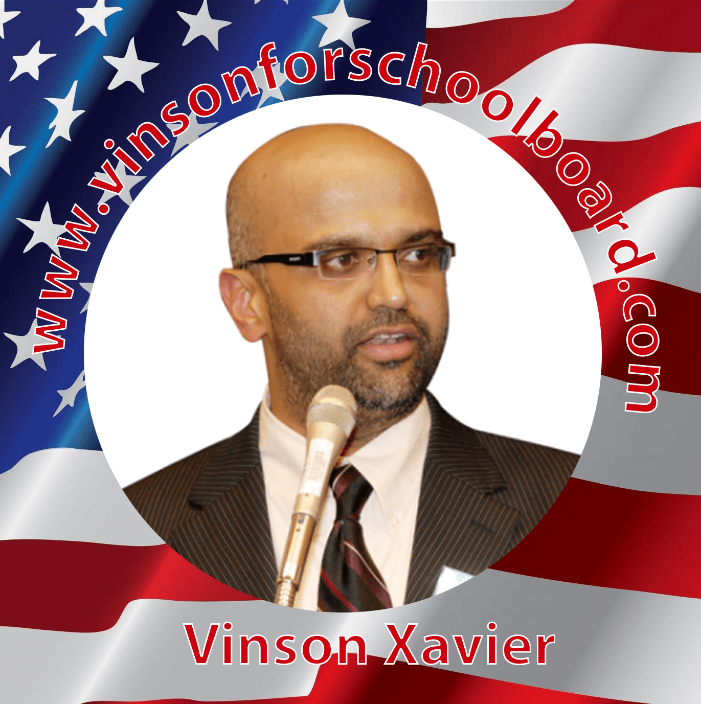 Vinson Palathingal - Fairfax County School Board Election Candidate 2019 November 5th
